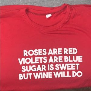 Charlie Southern Wine T-Shirt